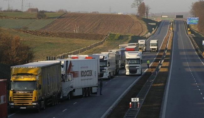 Каботажные перевозки в Германии не подпадают под закон о минимальной зарплате
