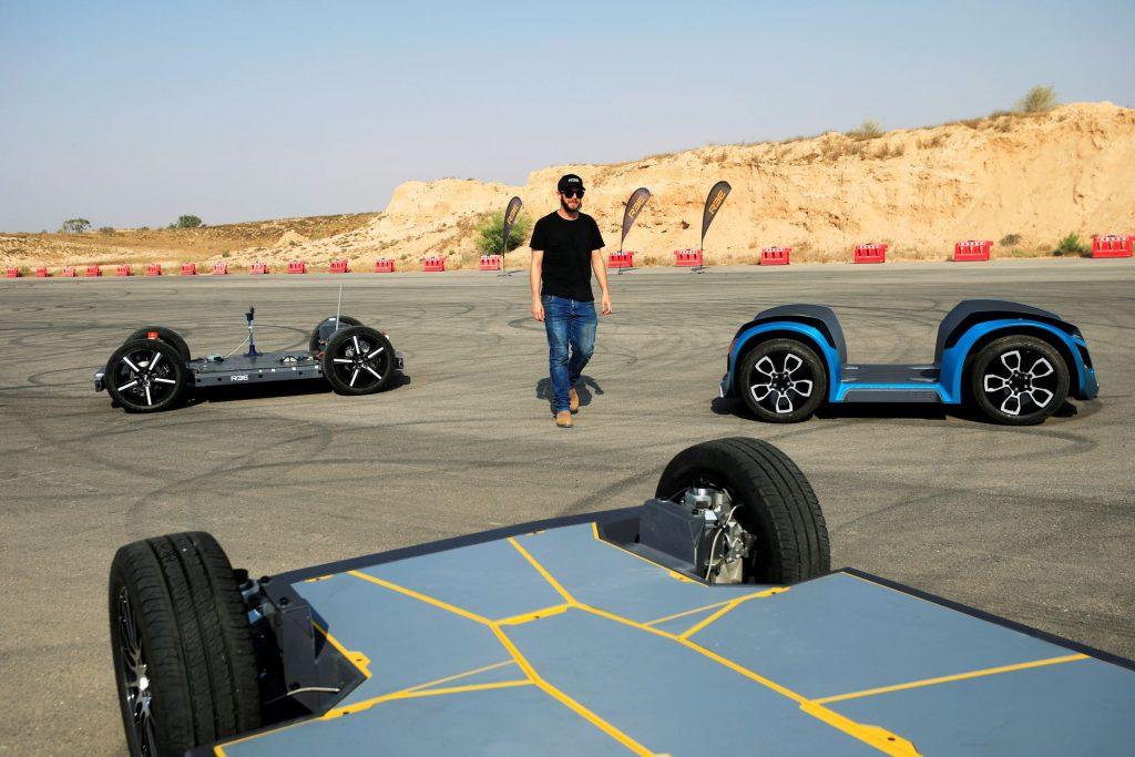 REE Automotive