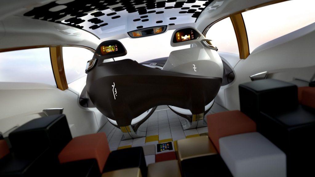 Renault идет в будущее с тремя концептуальными автомобилями