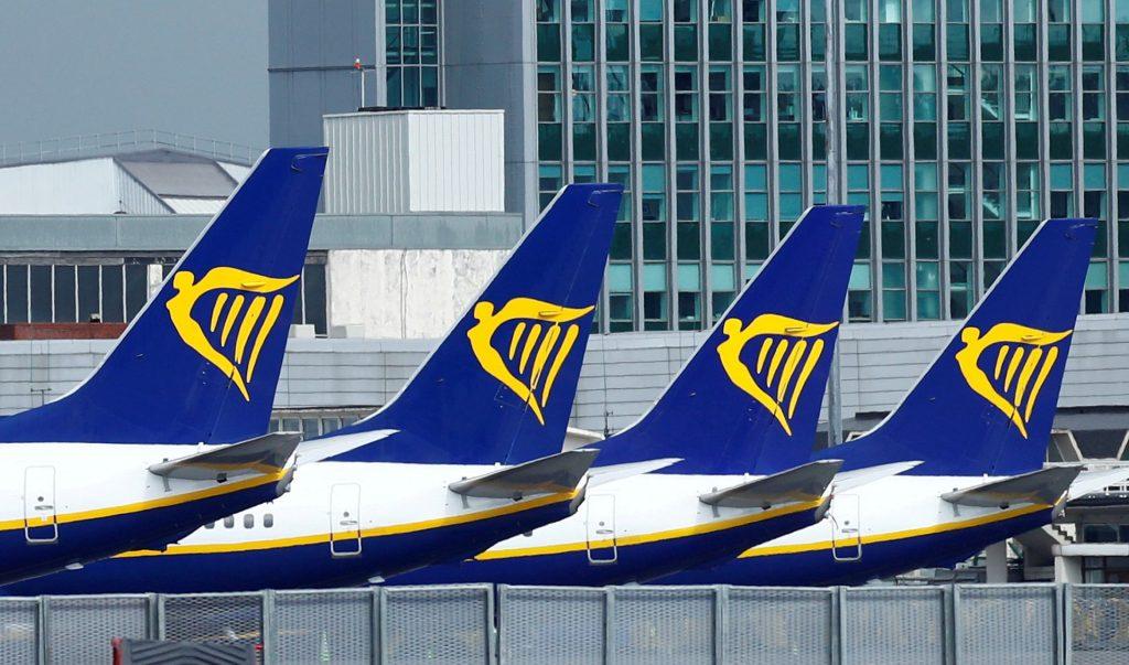 Ryanair поднимает планку роста