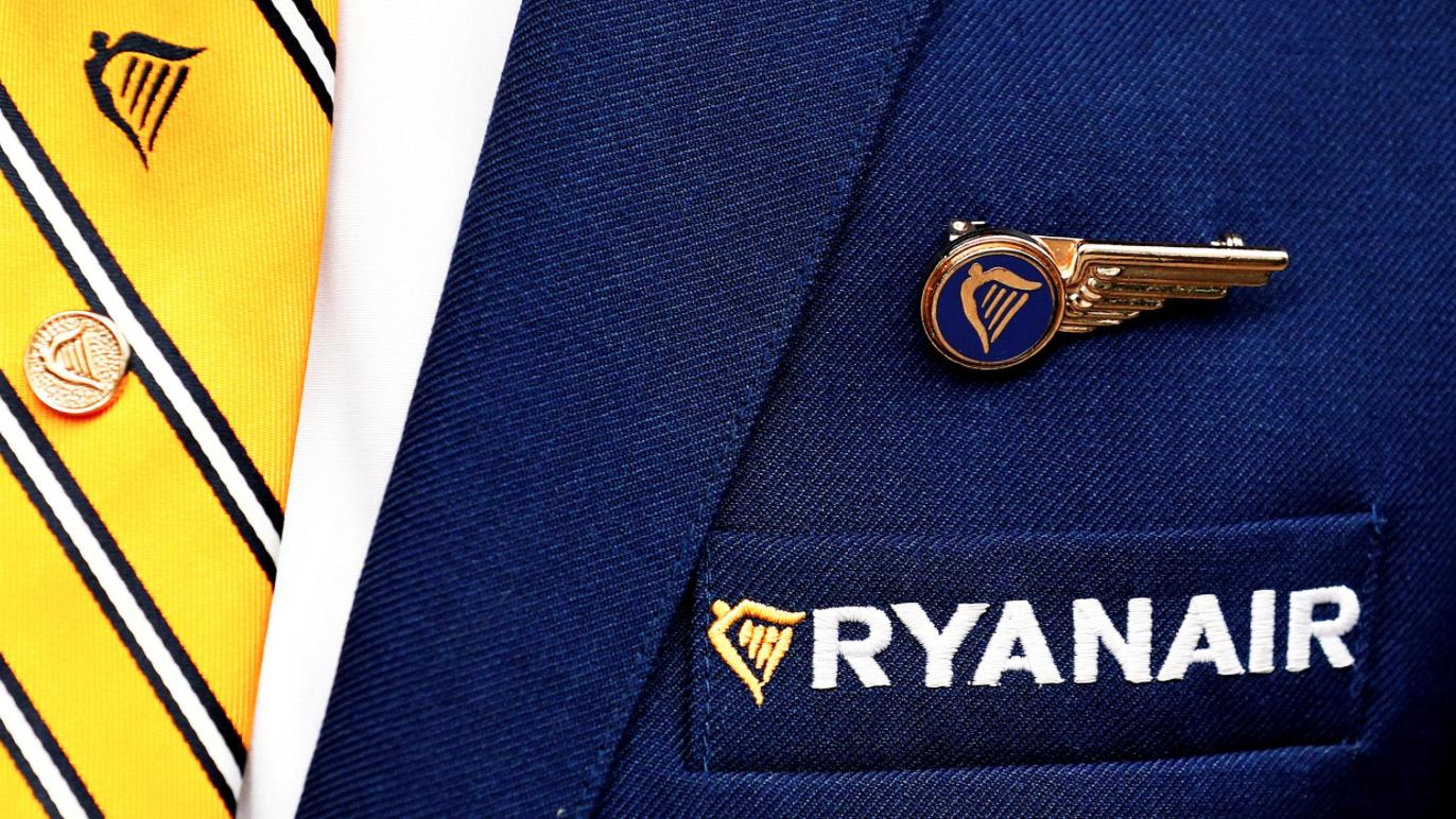 Ryanair ожидает убытки в первых двух кварталах финансового года