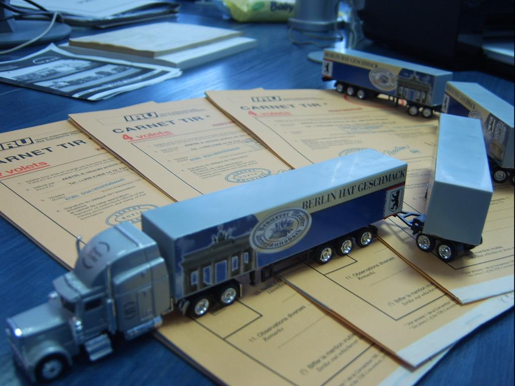 Автомобильные перевозки грузов по России