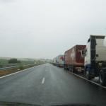Структура роста перевозок в России