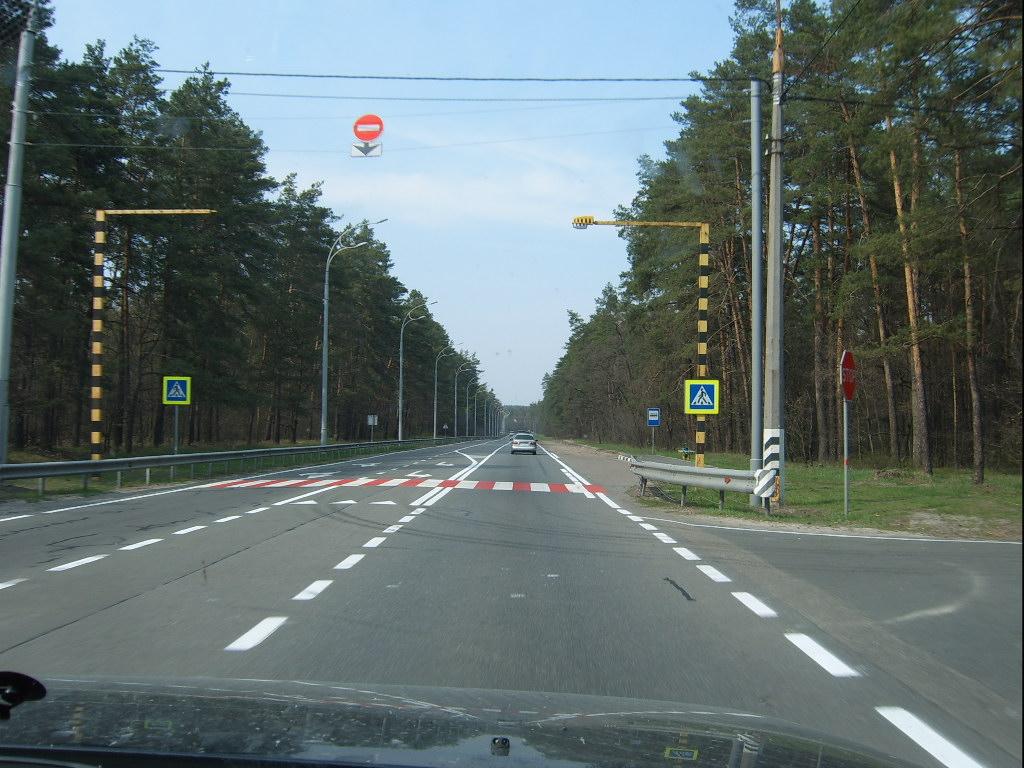 Летние ограничения дорожного движения на Украине