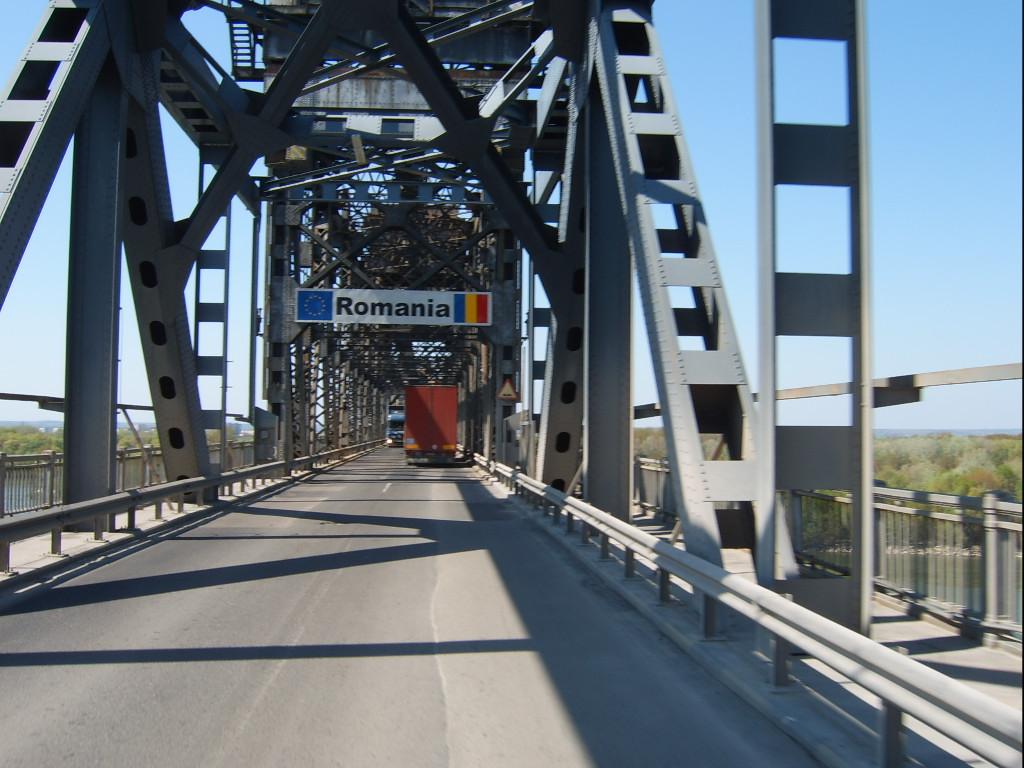 Летние ограничения дорожного движения в Румынии