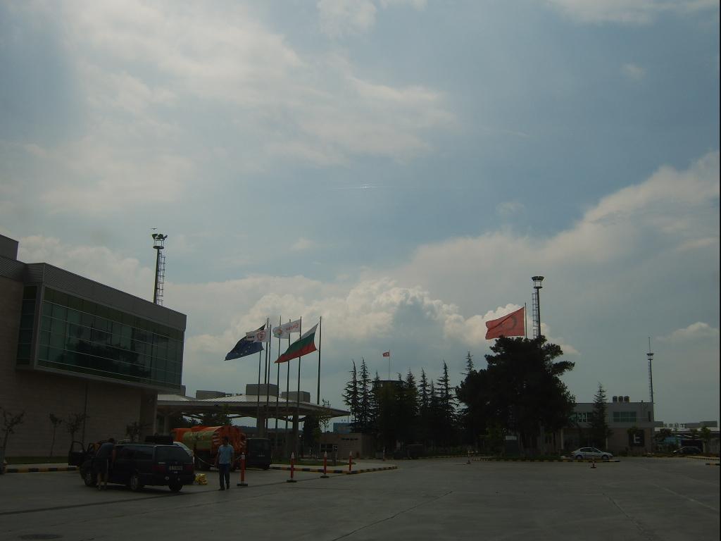 Болгарский транспортный прорыв в Турцию
