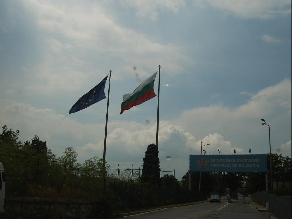 Перевозки из Болгарии - транспортная логистика