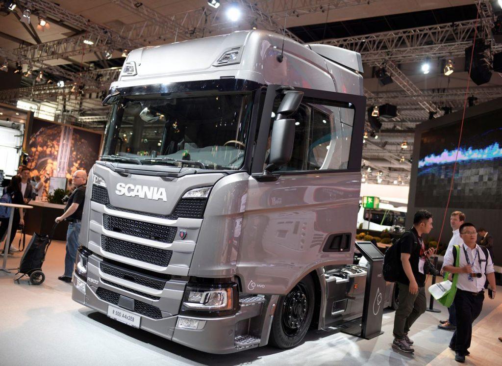 Scania прекращает производство грузовиков в Европе на этой неделе из-за нехватки чипов