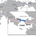 Тоннель под Беринговым проливом - обозримая реальность