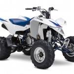 Первый взгляд на квадроцикл Suzuki QuadSport