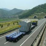 Особенности доставки крупногабаритных грузов