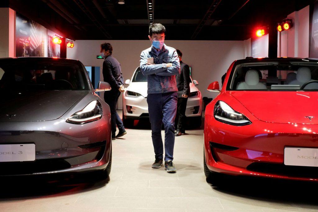 Tesla продала рекордные 56 006 автомобилей китайского производства в сентябре