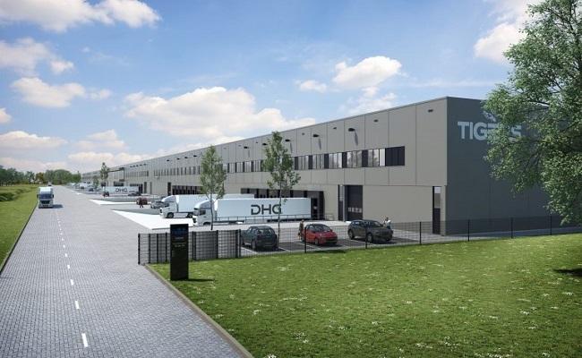Tigers строит мега-центр в Роттердаме