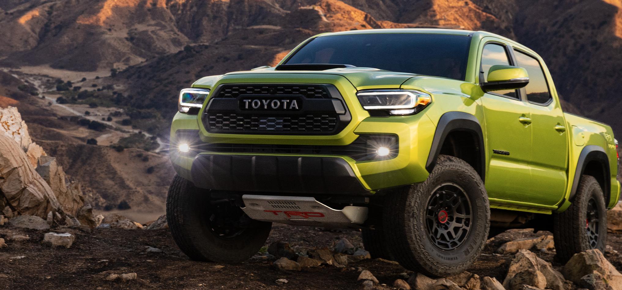 Toyota стремится восполнить некоторые упущенные объемы производства в связи с восстановлением поставок