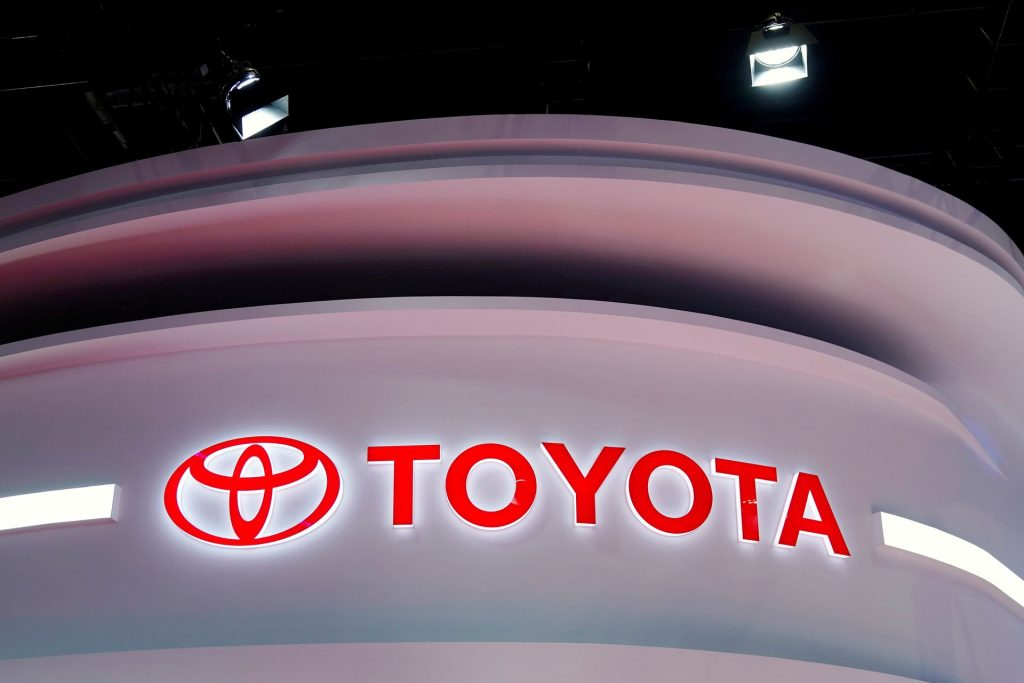 Toyota cuts production target by 3% on parts and chips shortages