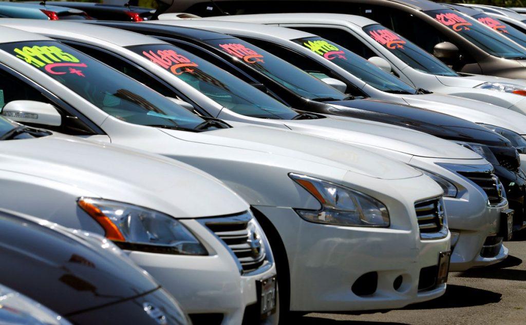 U.S. August auto sales to fall as supply constraints continue - J.D. Power, LMC Automotive