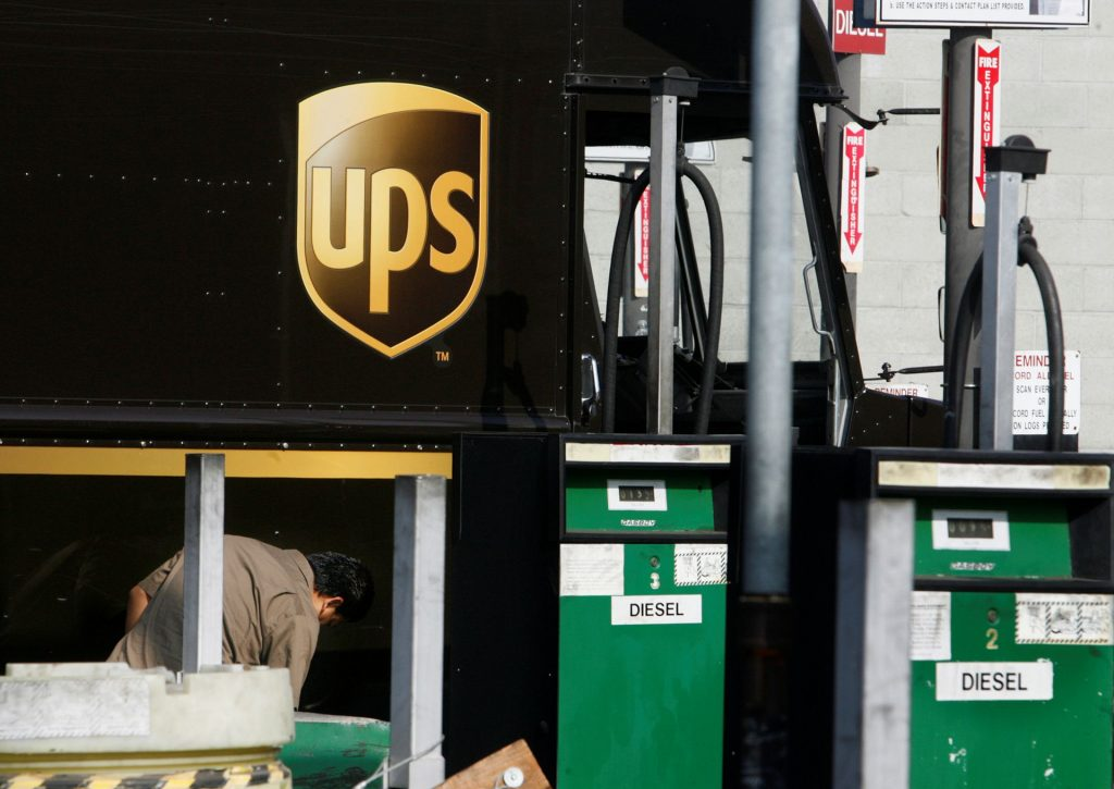 UPS adds gig delivery with Roadie acquisition
