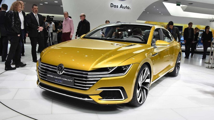 Volkswagen представит новый Arteon