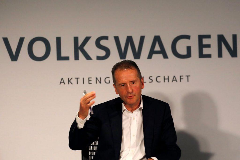 Volkswagen создаст венчурный фонд для декарбонизации