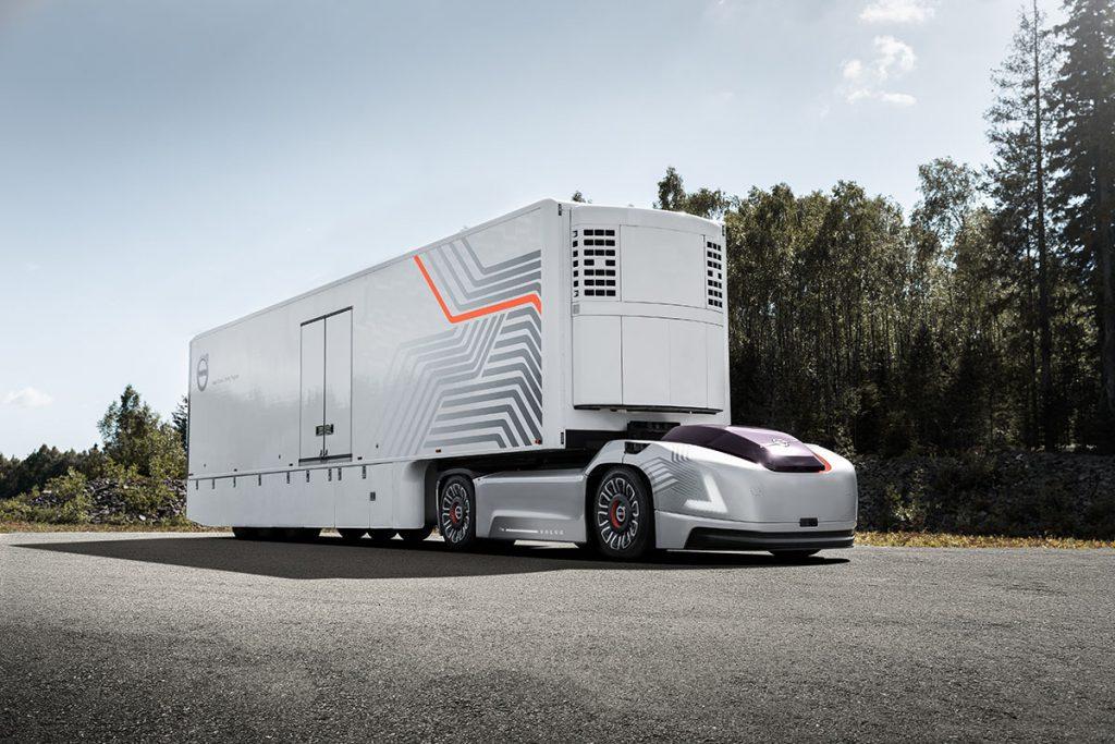 Шведская компания AB Volvo выиграла крупнейший заказ на электрические грузовики