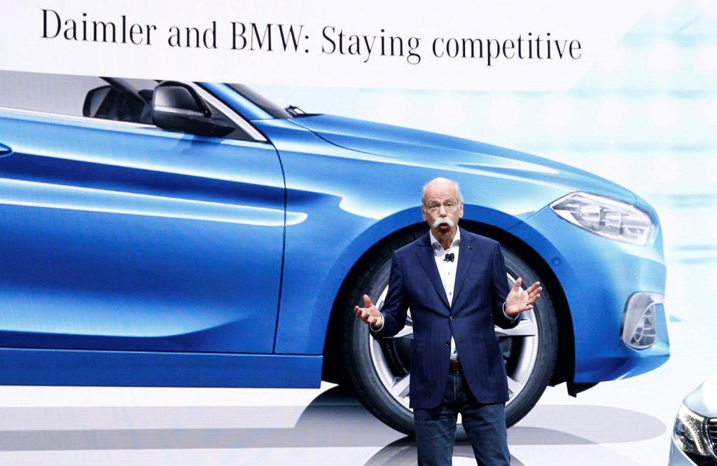 Почему на BMW и Daimler подали в суд из-за изменения климата