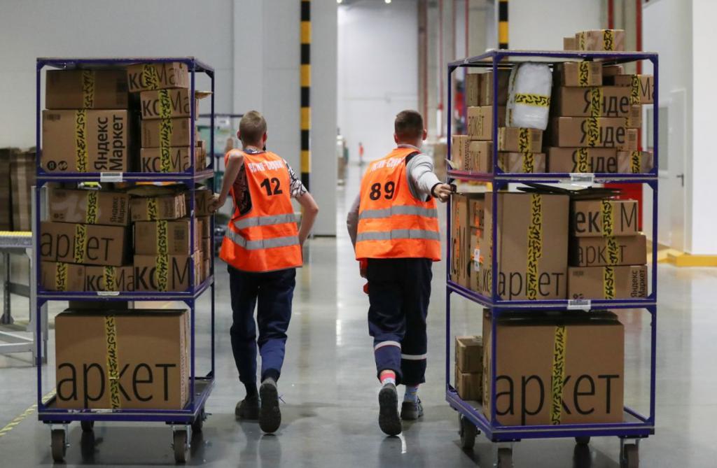 """Российский """"Яндекс"""" расторгает сделку по покупке интернет-магазина модной одежды KupiVIP"""