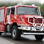 Уникальный Zetros для пожарной