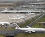 Air France с €500 млн убытков от забастовки