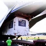 Рост авиационных перевозок грузов