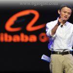 Рост выручки в Alibaba
