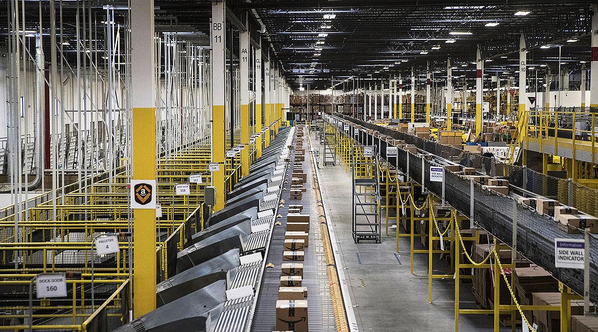 Amazon.com Inc: прибыль во 2 кв. €2,14 млрд