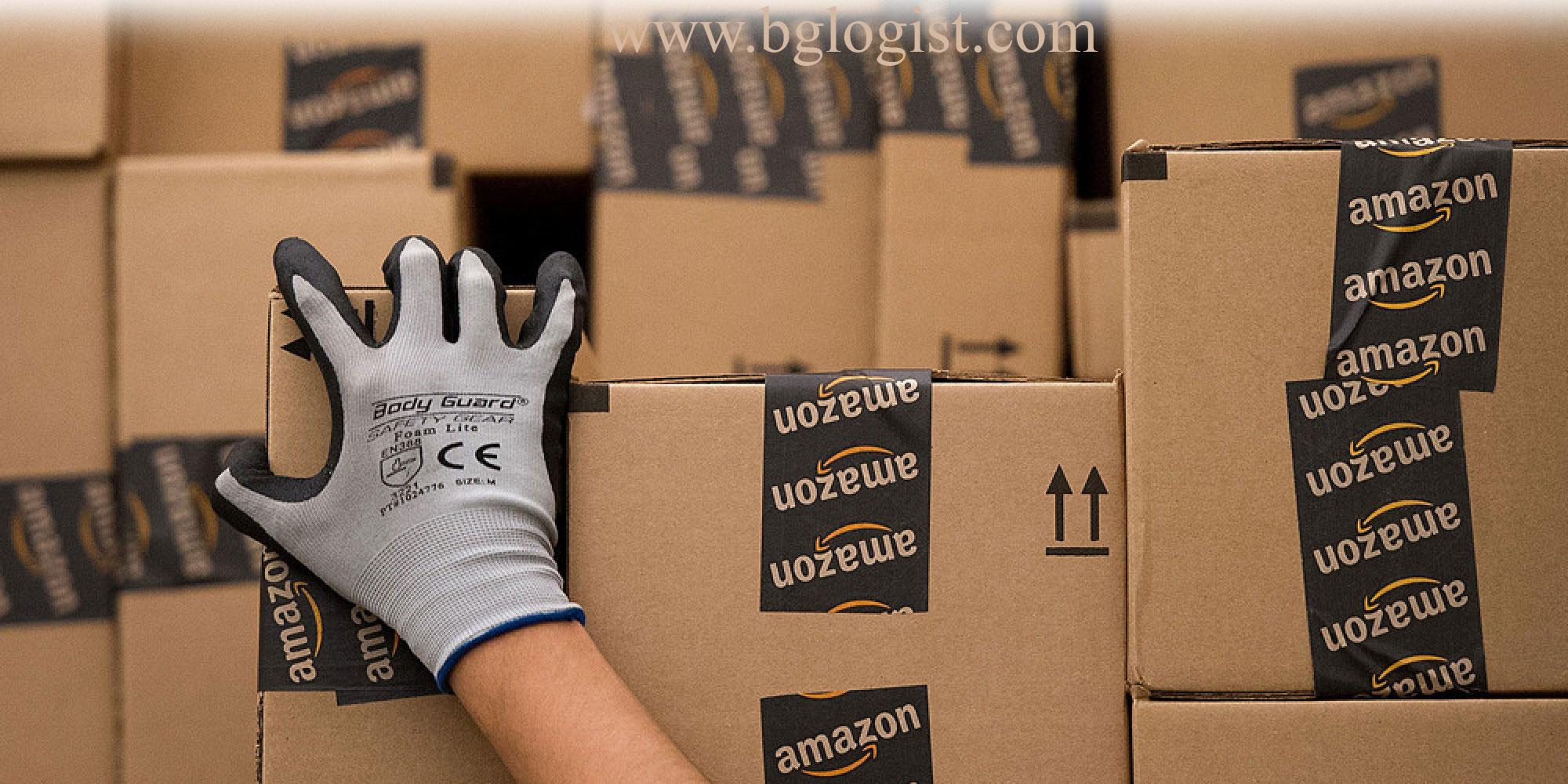 Amazon  начал резервировать место для своих грузов на грузовых кораблях