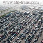 Российский автомобильный рынок снижается