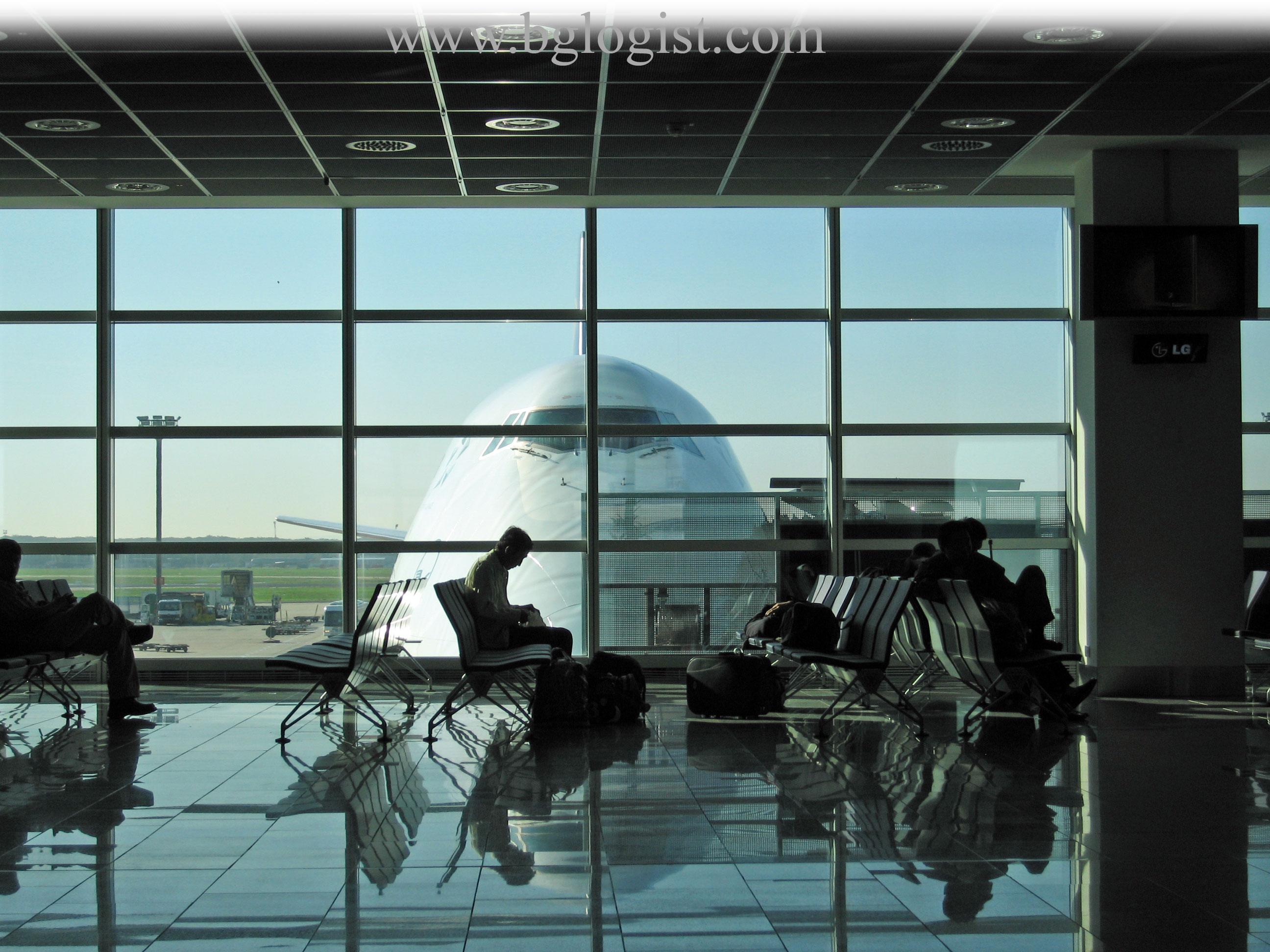 Погода делает многие аэропорта мира не пунктуальными