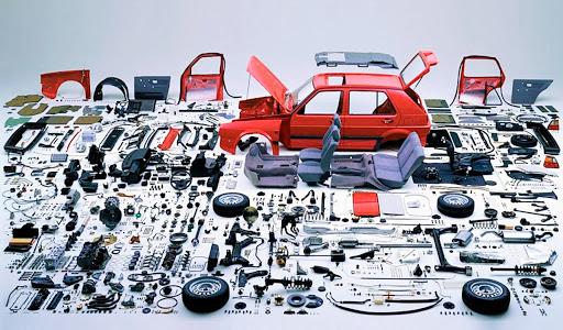 Магазин автомобильных запчастей