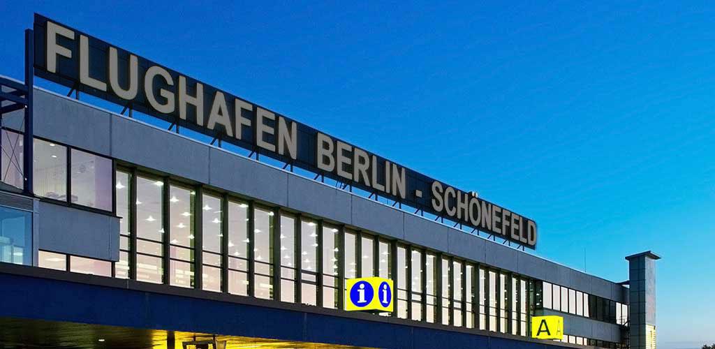Аэропорт Берлина не откроют в этом году