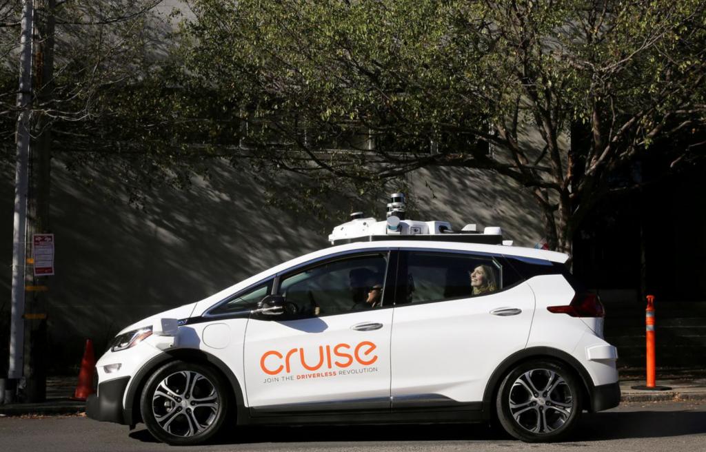 Беспилотный стартап Cruise привлек 2,75 млрд долларов