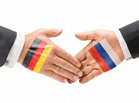 Немецкие компании выступают за отмену антироссийских санкций