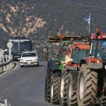 Тяжелая транспортная ситуации в Греции