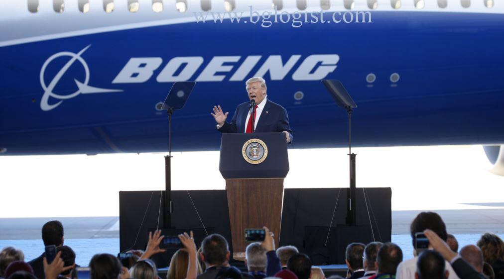 Боинг выпустил первый самолет 787-10