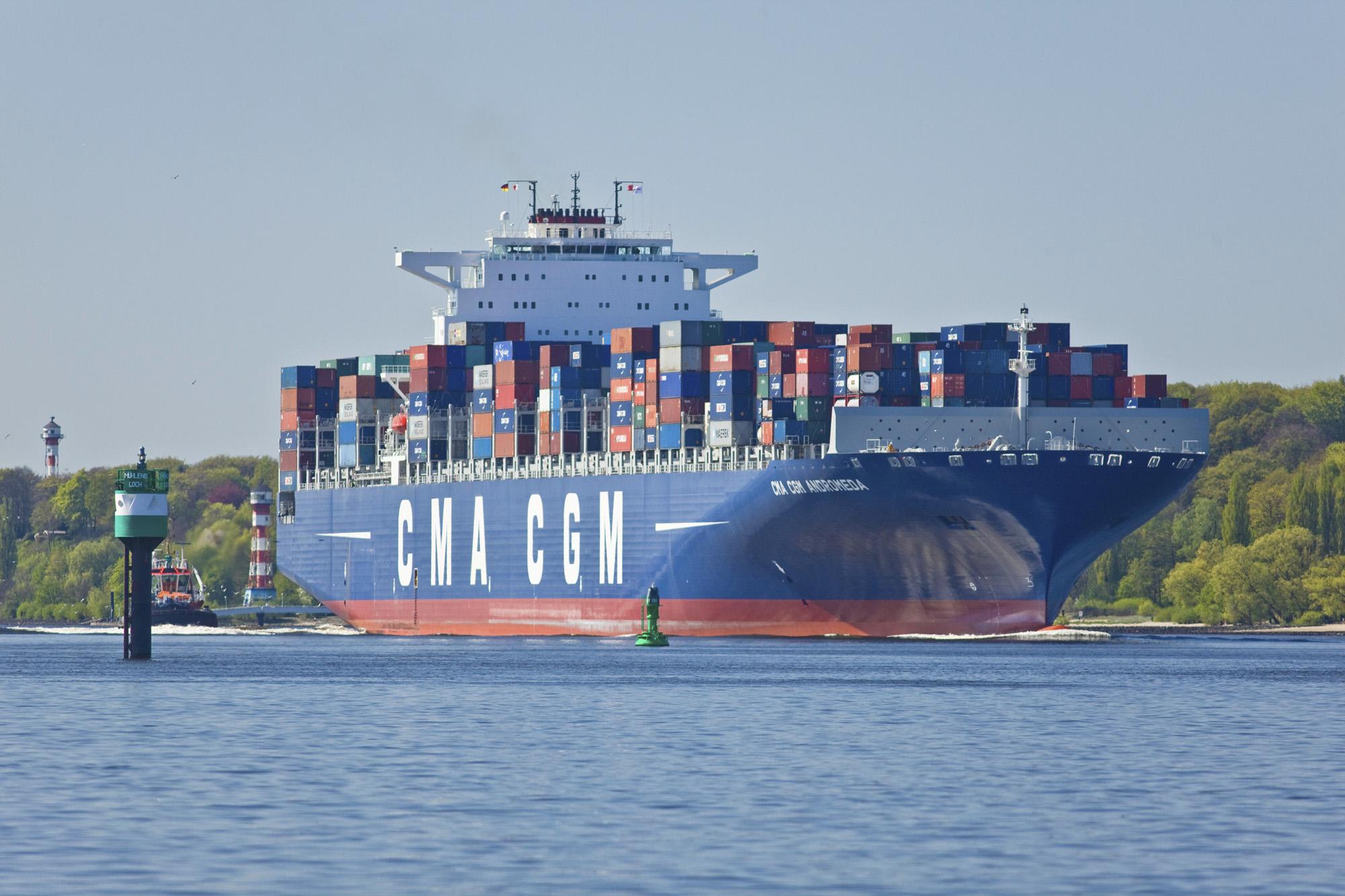 Порт Гамбург в цифрах 2011 год