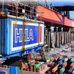 HHLA завершила расширение контейнерного терминала