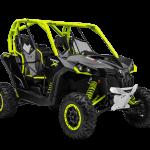 Анонс турбированной модели Can-Am Maverick X ds Turbo