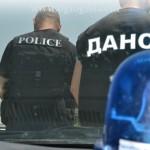 Специальная полицейская операция на границе Болгарии