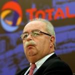 Погиб президент Total
