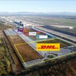 DHL строит хаб в аэропорту Малпенса