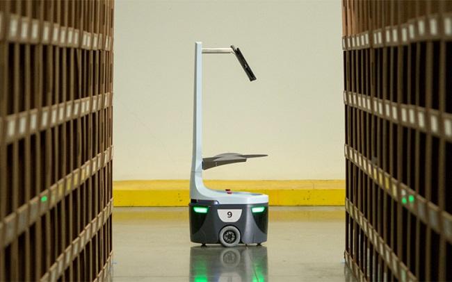 Складская логистика переходит на роботов