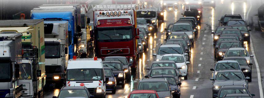 Низкие вредные выбросы, но загрязненные дороги