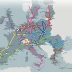 Принята грандиозная программа модернизации европейской транспортной инфраструктуры