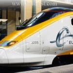 Британское правительство приватизировало свою долю в Eurostar
